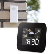ALECTO WEATHER STATION WITH OUTDOOR SENSOR