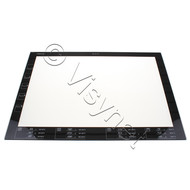 ELECTROLUX OVENDEURGLAS - BINNEN- 524X402MM