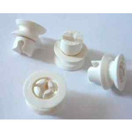 loopwiel  vaatwasser whirlpool 481252888073