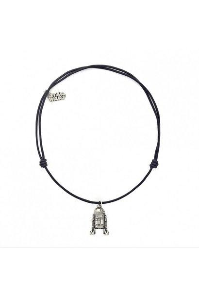 Halskette R2D2 Leder