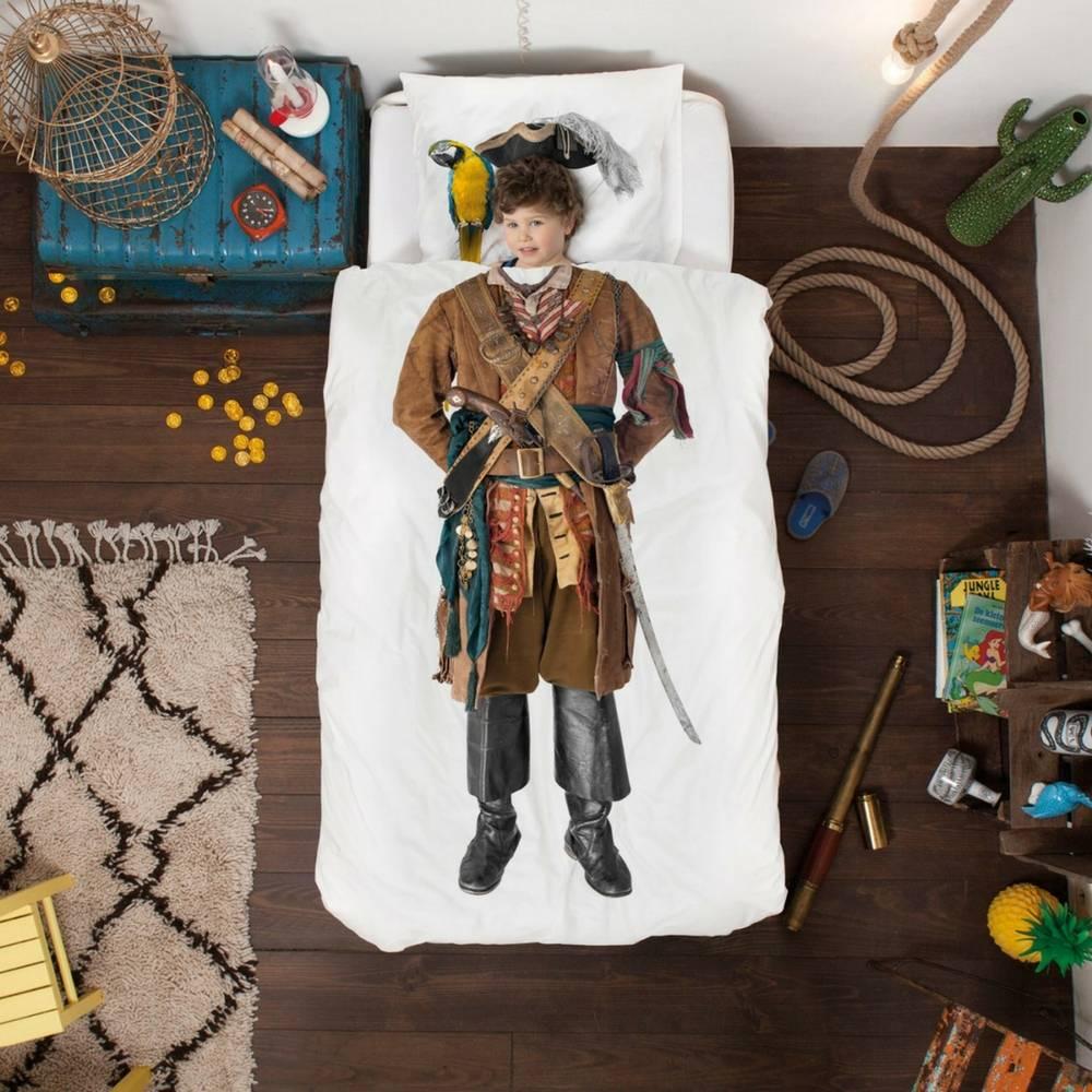 """Kinderbettwäshe """"Pirat""""-1"""