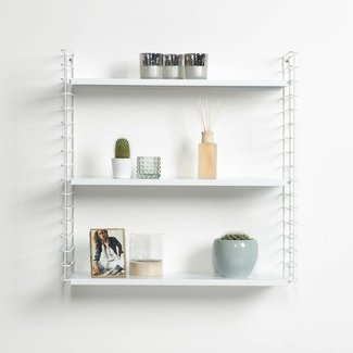 TOMADO Bücherregal | Weiß