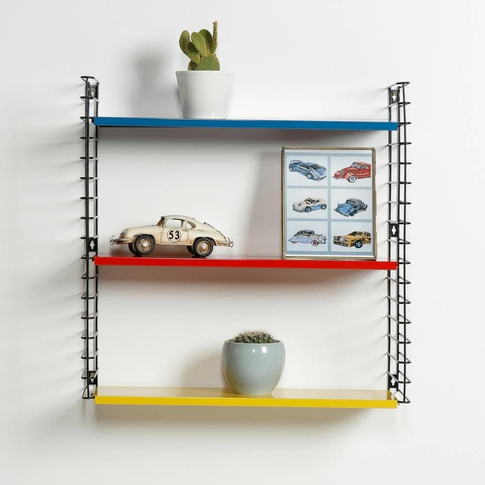 "Boekenrek ""Mondriaan""-2"