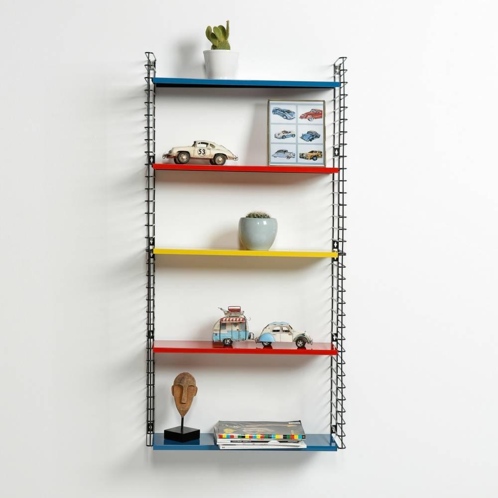 "Boekenrek ""Mondriaan""-6"