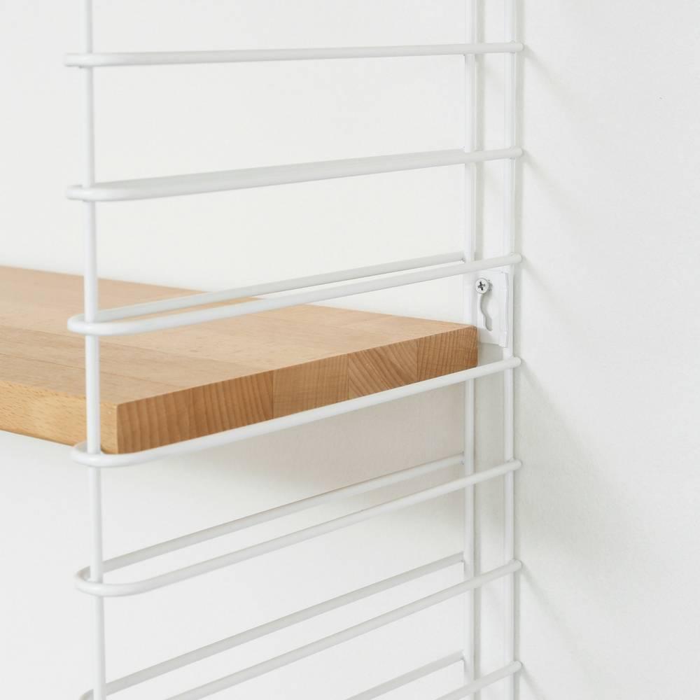 "Bookshelf ""White & Wood""-4"