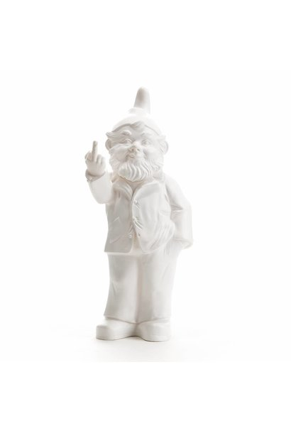 FUCK YOU Gnome | White