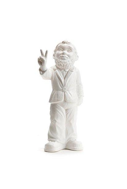Victory Gnome | White