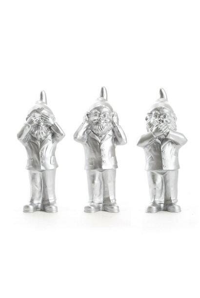 Secret Gnomes | Silver