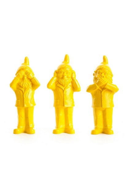 Secret Gnomes | Yellow