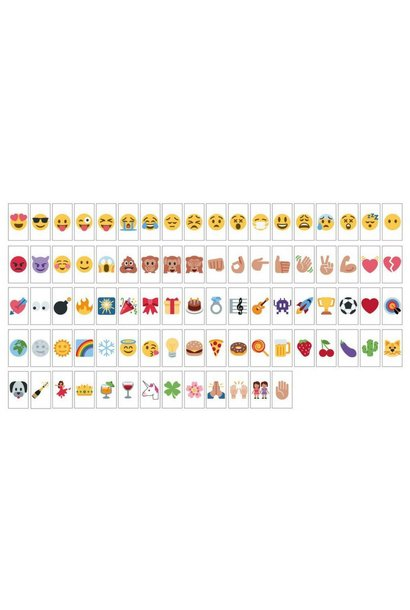 LIGHTBOX A4 | Emoji Pack