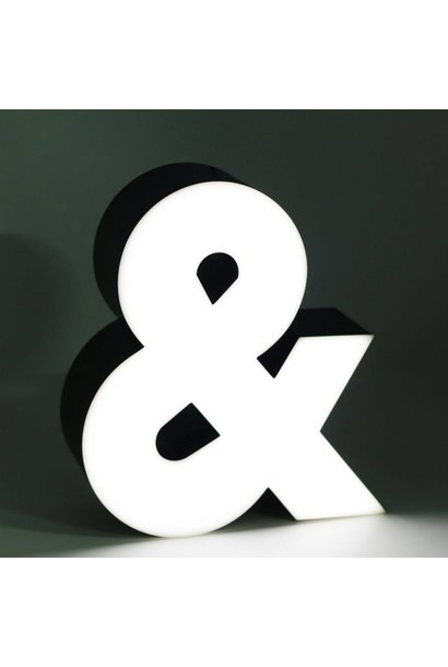 LED Sign | Ampersand