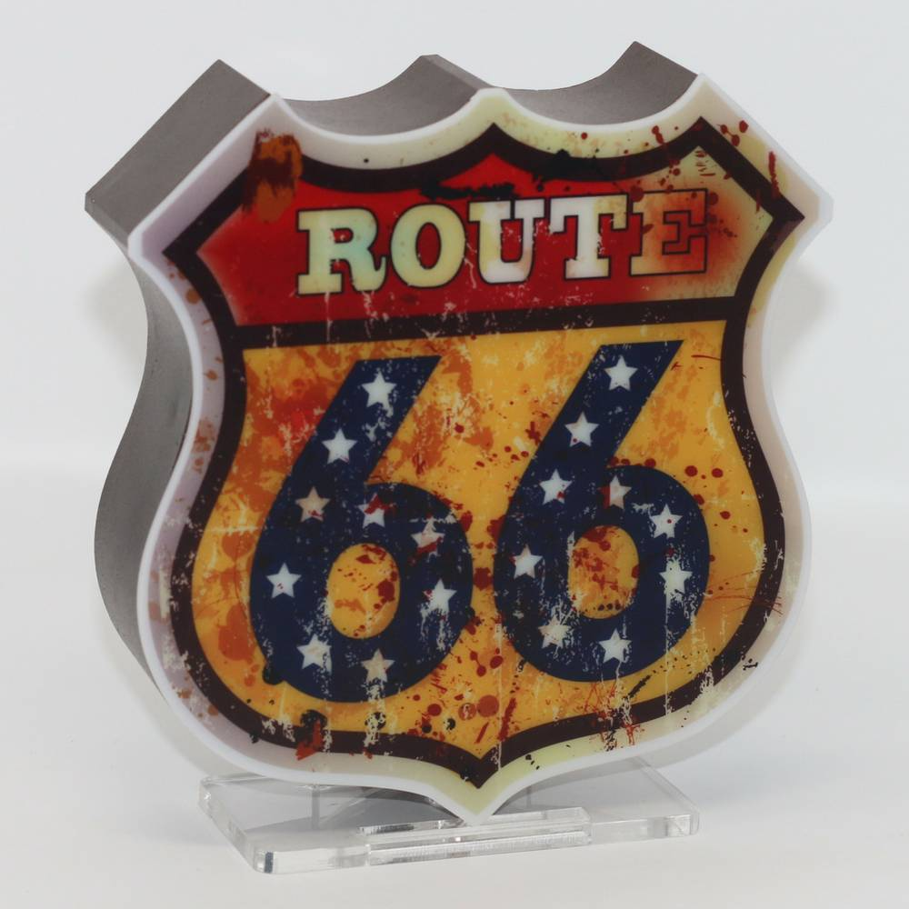 LED Sign | Route 66-3