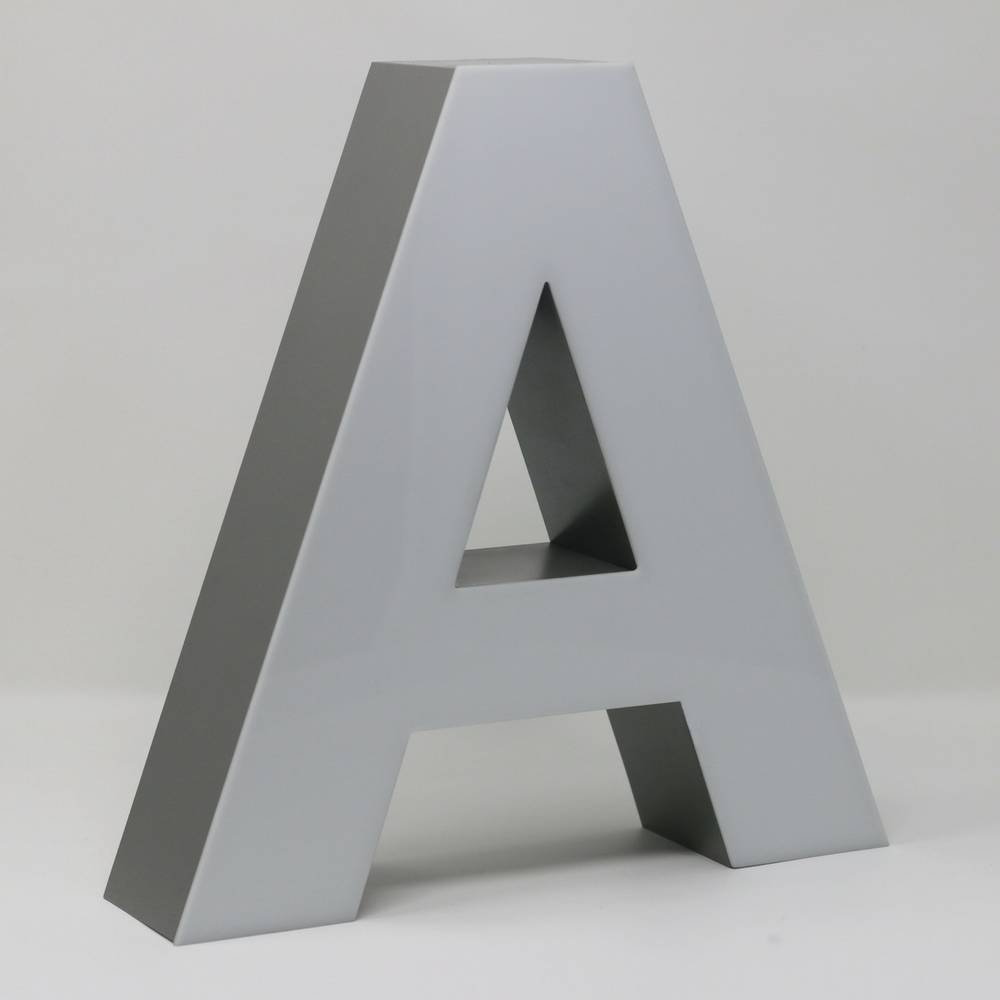 Quizzy LED Letter A-3