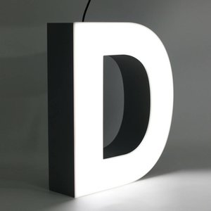 iLUTE Quizzy LED Buchstabe D