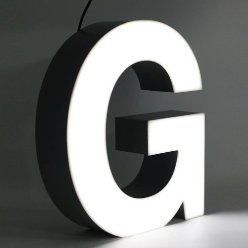 iLUTE Quizzy LED Buchstabe G