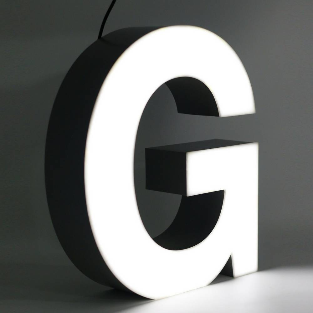 Quizzy LED Letter G-1