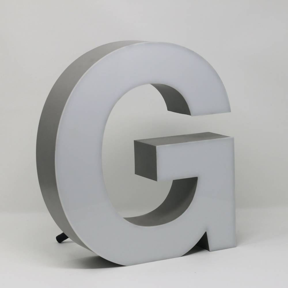 Quizzy LED Letter G-3