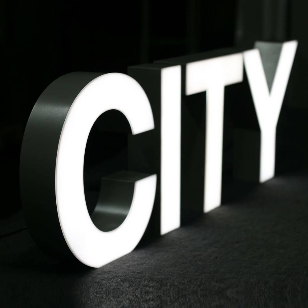 Quizzy LED Letter I-2