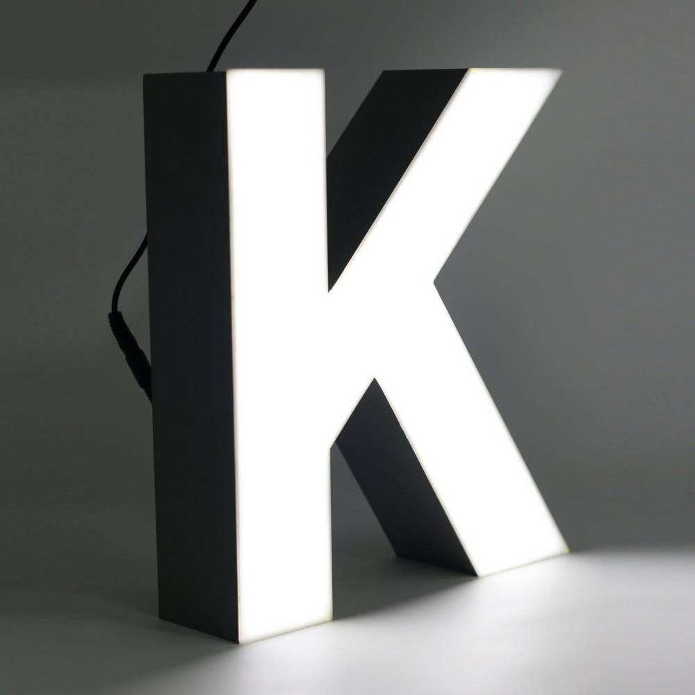 Quizzy LED Letter K-1