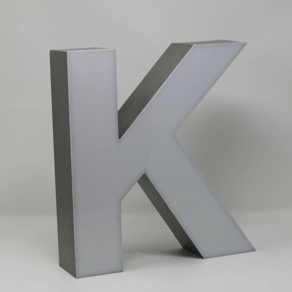 Quizzy LED Letter K-3