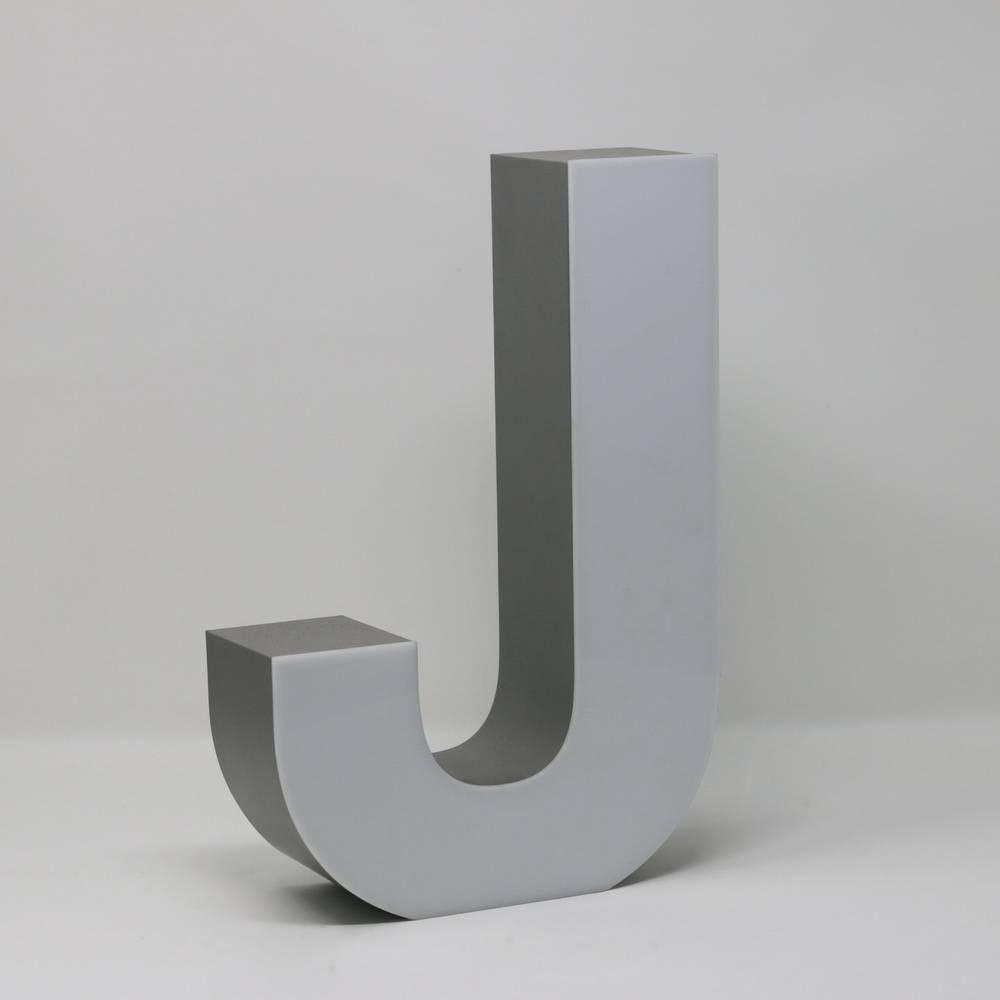 Quizzy LED Letter J-3