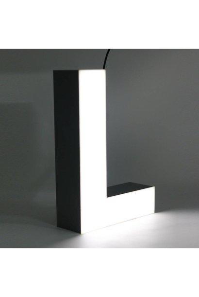 Quizzy LED Letter L