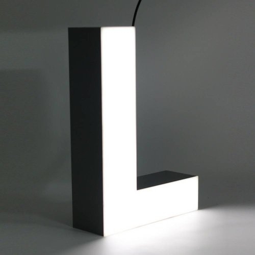 iLUTE Quizzy LED Buchstabe L
