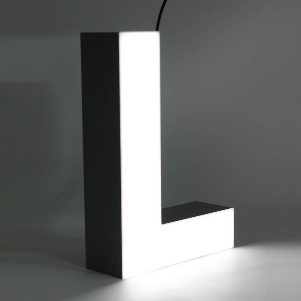 Quizzy LED Letter L-1
