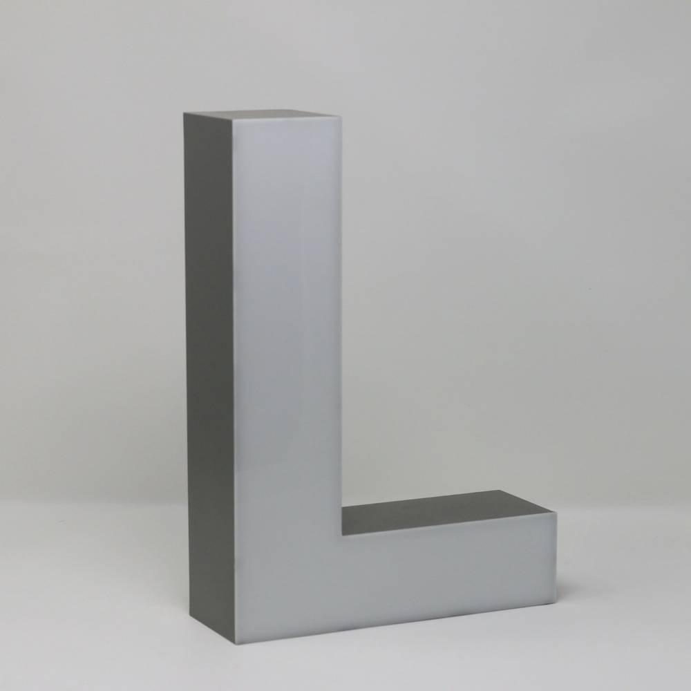 Quizzy LED Letter L-3