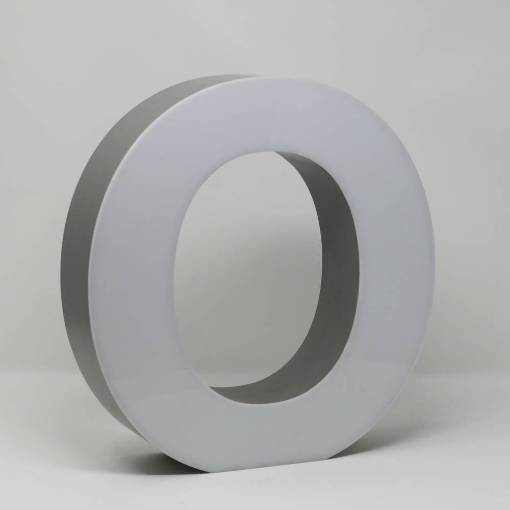 Quizzy LED Letter O-3