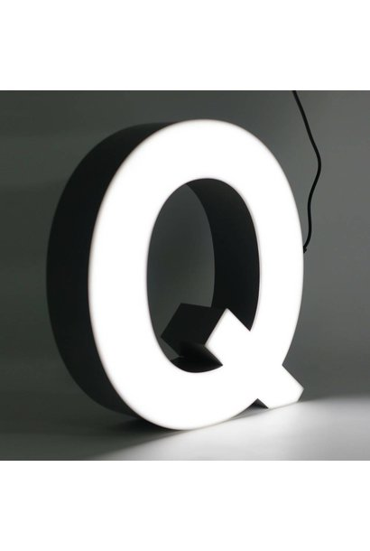 Quizzy LED Lettre Q