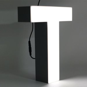 iLUTE Quizzy LED Buchstabe T