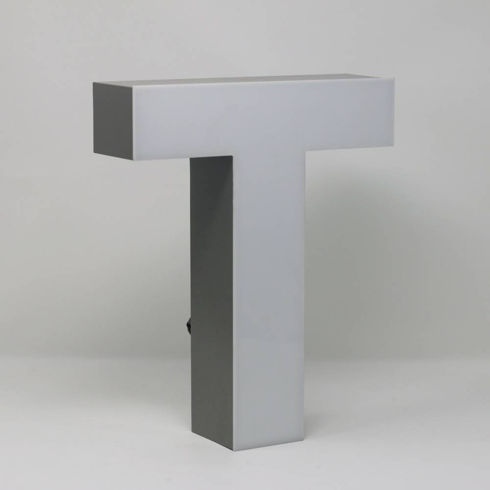 Quizzy LED Letter T-3