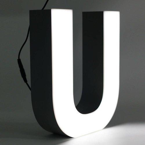 iLUTE Quizzy LED Buchstabe U