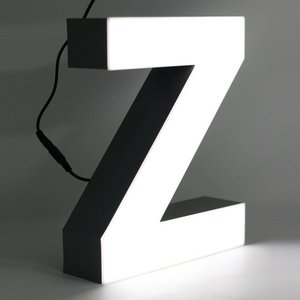 iLUTE Quizzy LED Buchstabe Z