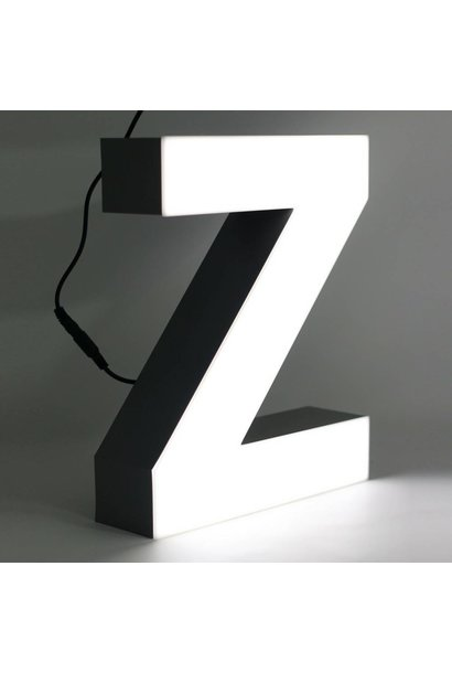 Quizzy LED Lettre Z