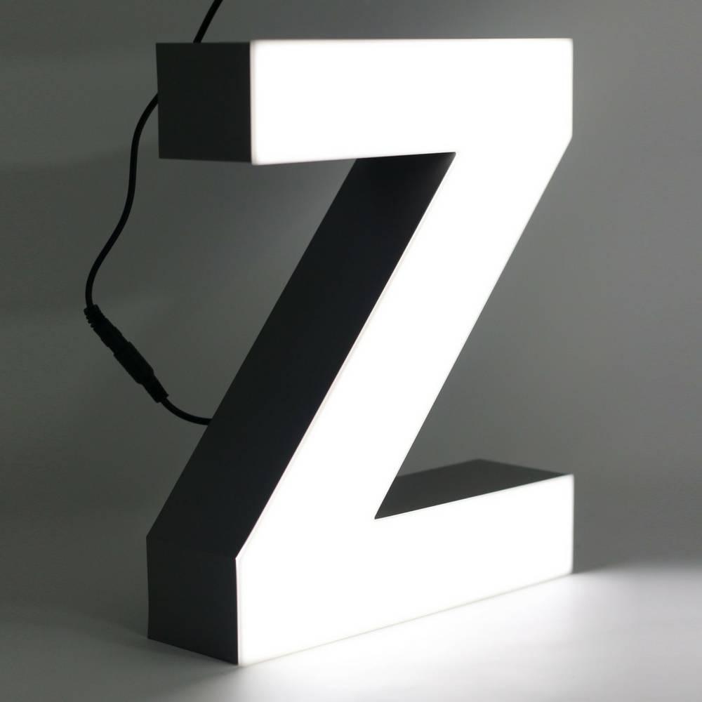 Quizzy LED Letter Z-1