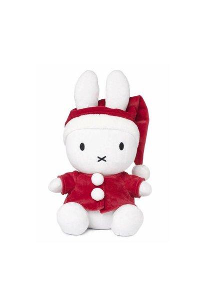 Miffy Plush | Santa Claus