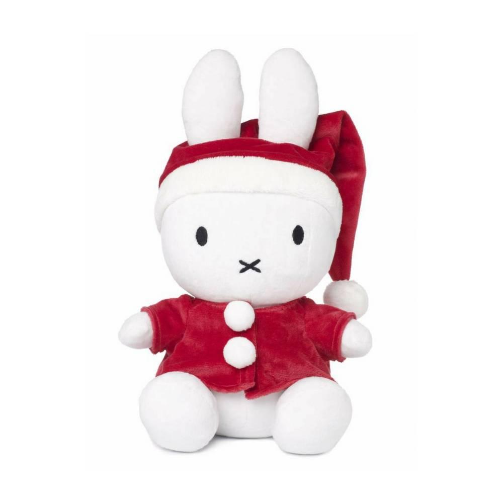 Miffy Pluch as Santa Claus-1
