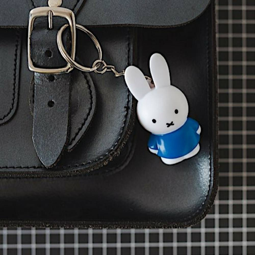 MIFFY Keyring in 3D-5
