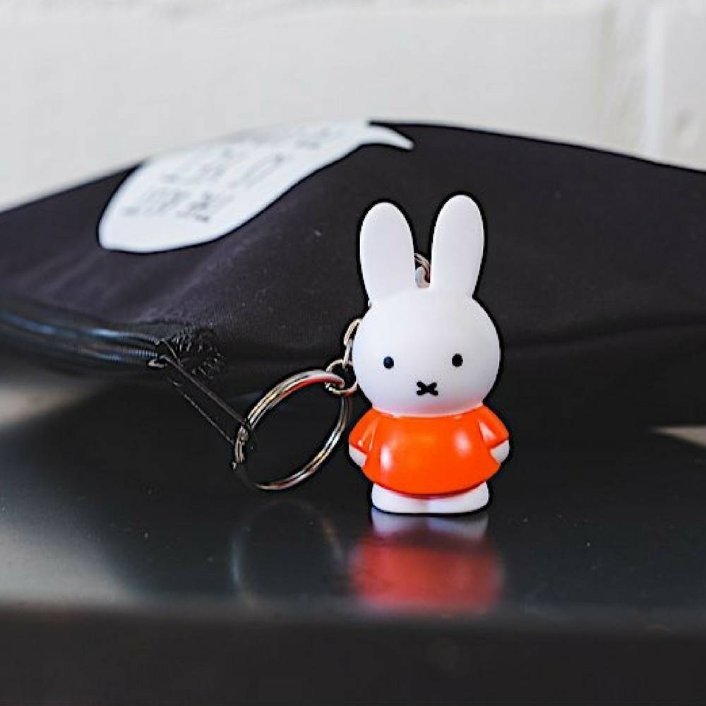 MIFFY Keyring in 3D-4