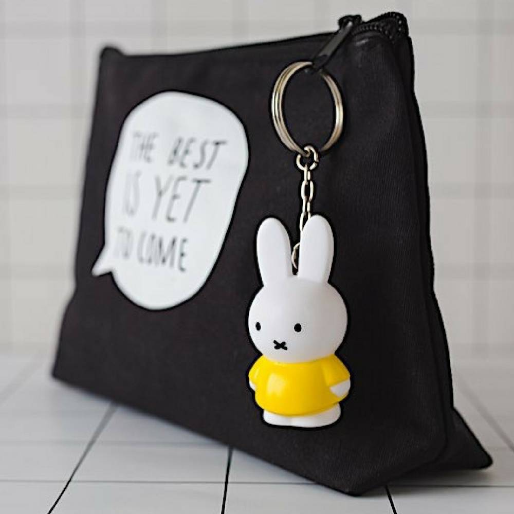 MIFFY Keyring in 3D-2