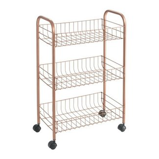 METALTEX Lugano Trolley | Copper