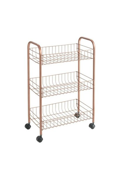 Lugano Trolley | Copper