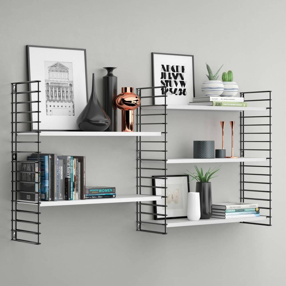 Horizontal Expansion Kit in Black & White-3