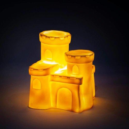 Sandcastle Lamp