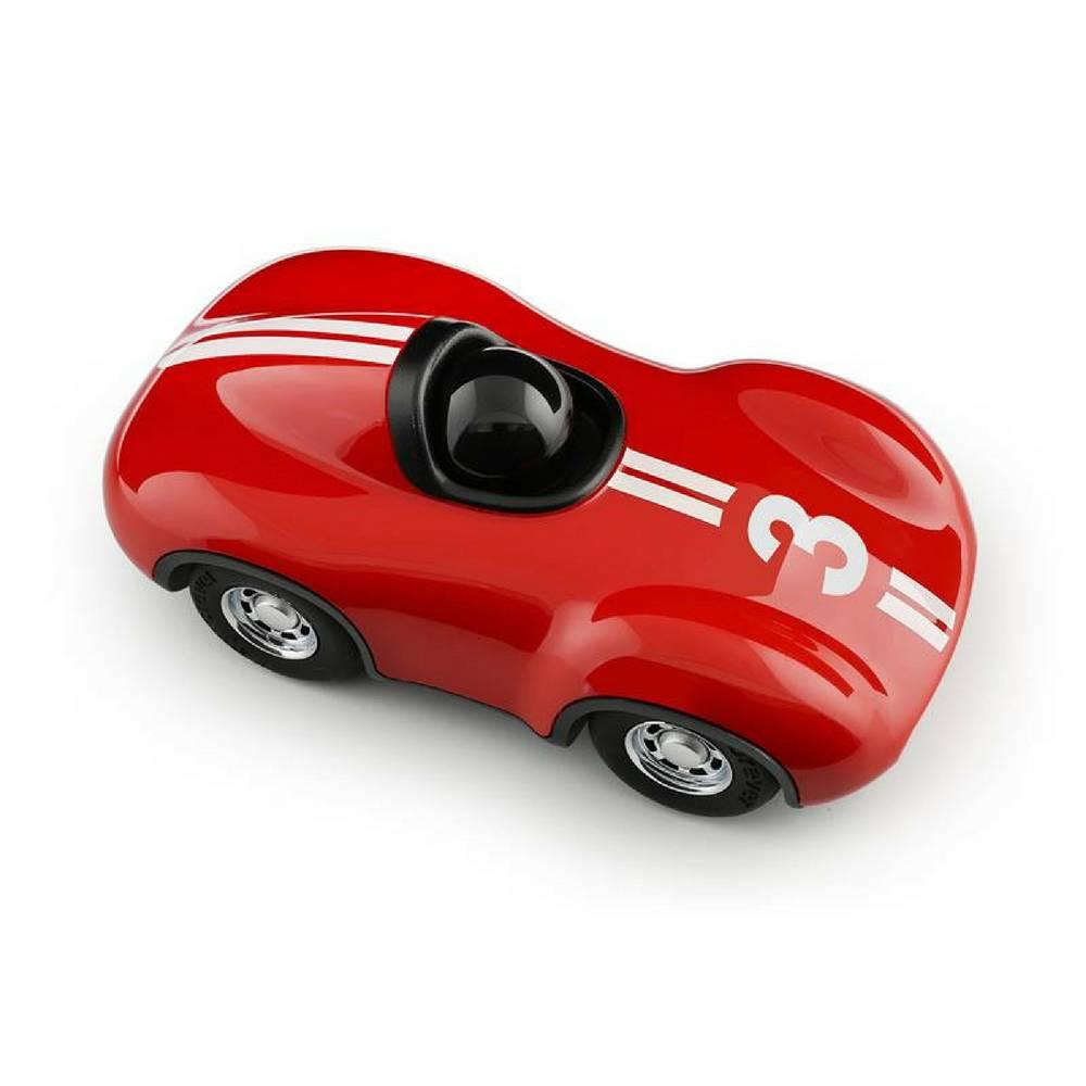 """Racewagen """"Speedy Le Mans"""" in Rood-1"""