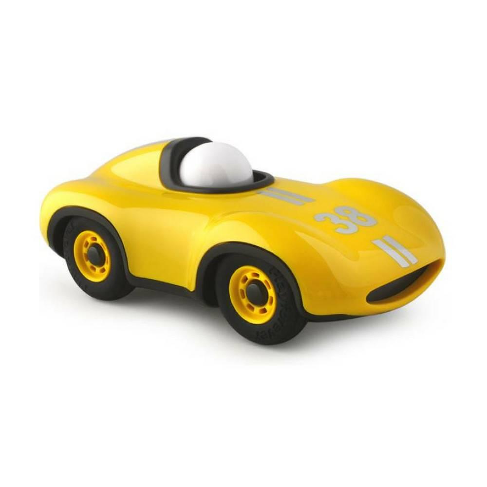 """Racewagen """"Speedy Le Mans"""" in Geel-1"""