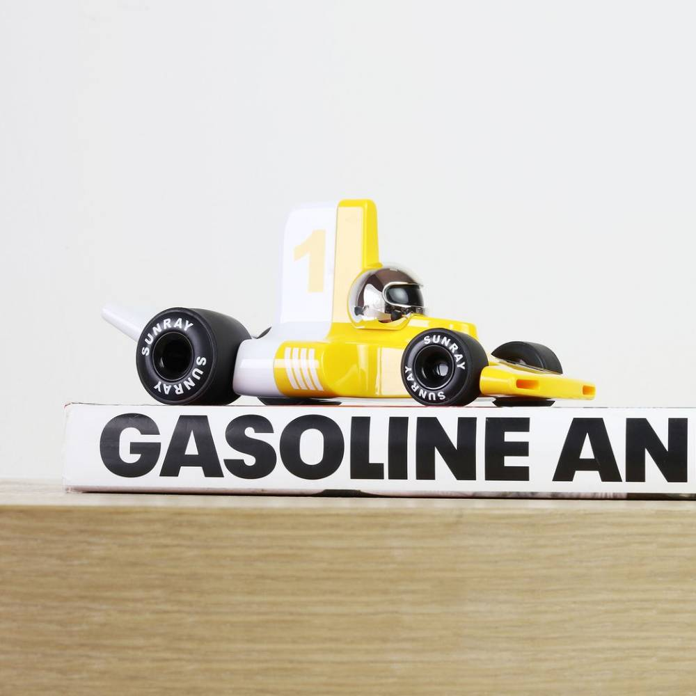 """F1-Rennwagen """"Jaques""""-2"""