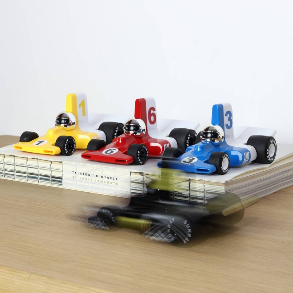 "F1-Rennwagen ""Lorenzo""-3"